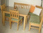 CLICK: Makarska apartment: Summer terrace